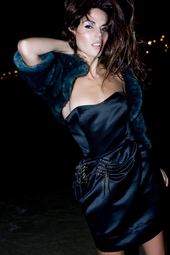 BENTROVATO starring Elisabeth - Alessia Laudoni · photographer