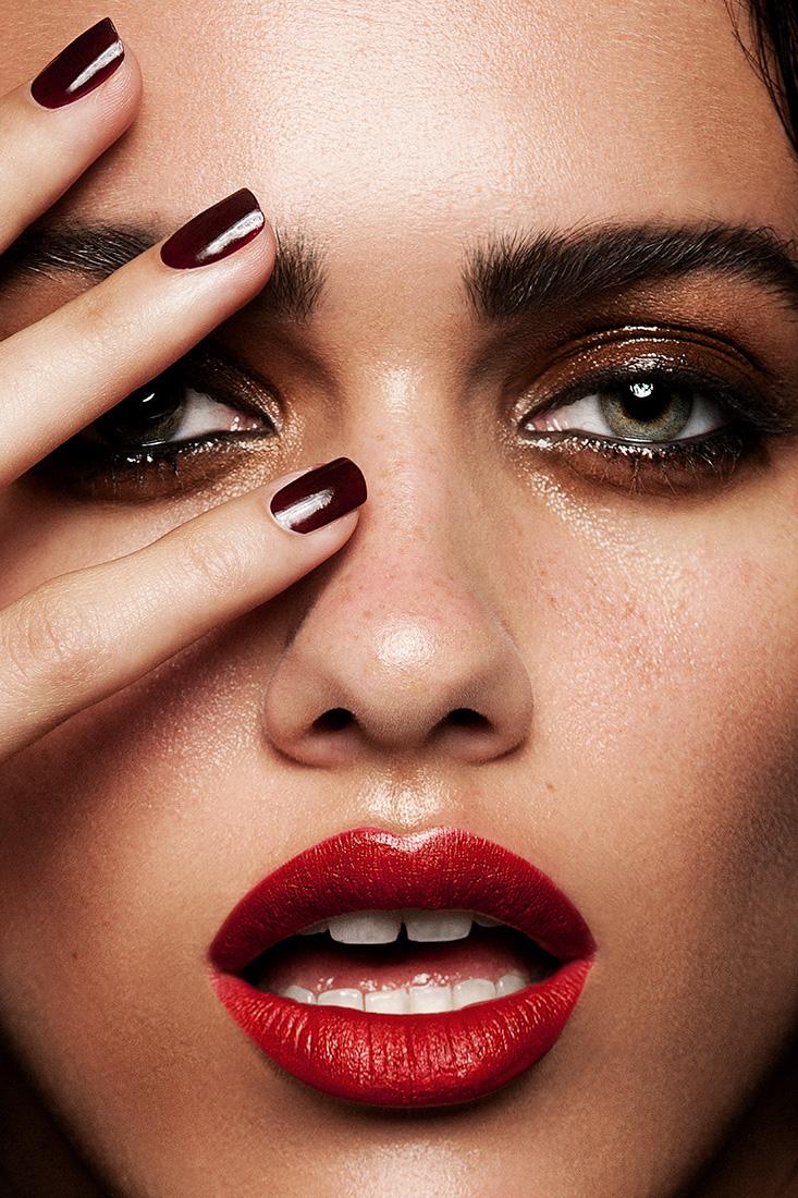 CALDO INVERNO starring Laura - Alessia Laudoni · photographer