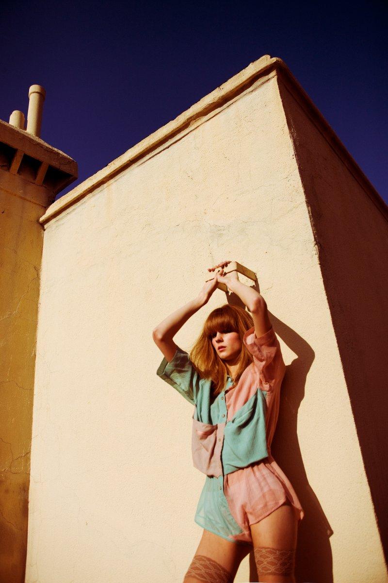 CINNAMON BABE with Fleur - Alessia Laudoni · photographer