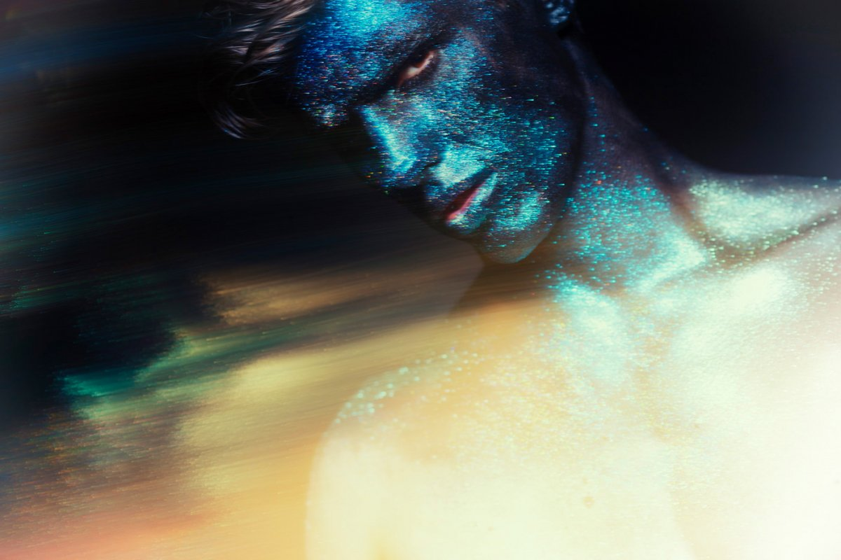 COSMIC BEAUTY with Willy - Alessia Laudoni · photographer