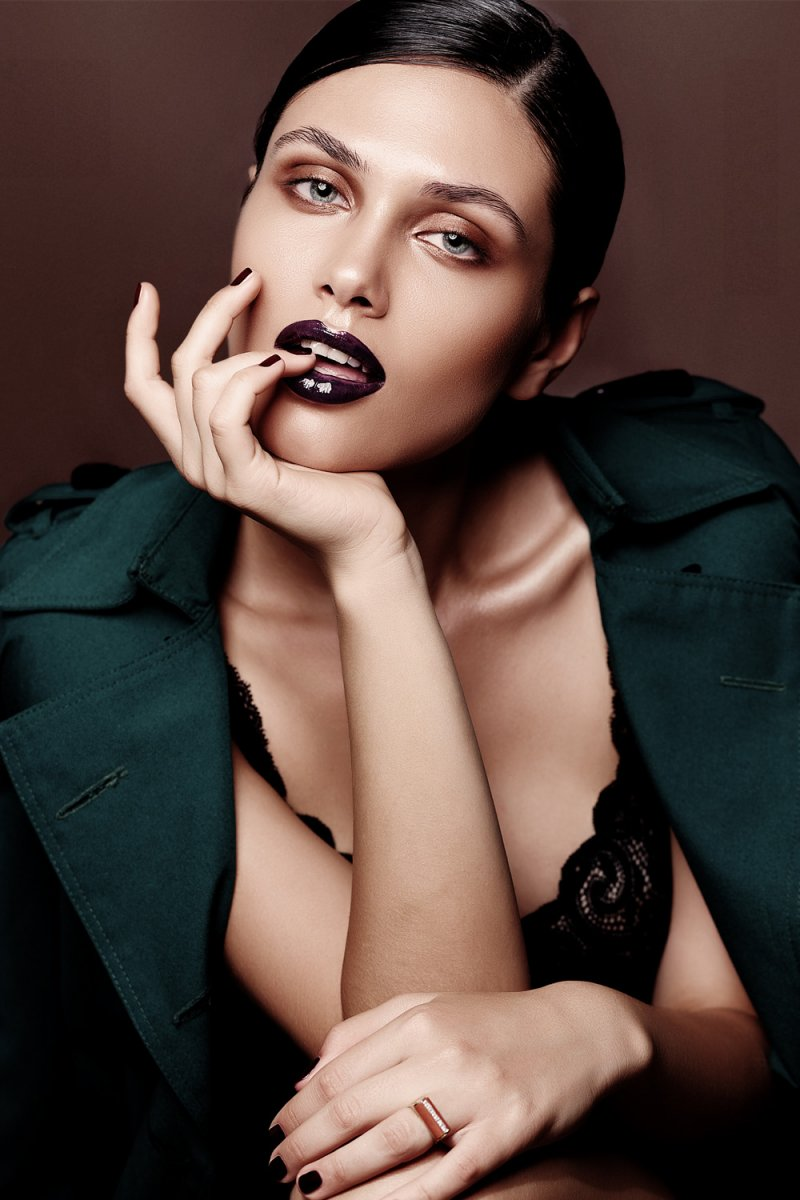 ELLE beauty with Vika - Alessia Laudoni · photographer