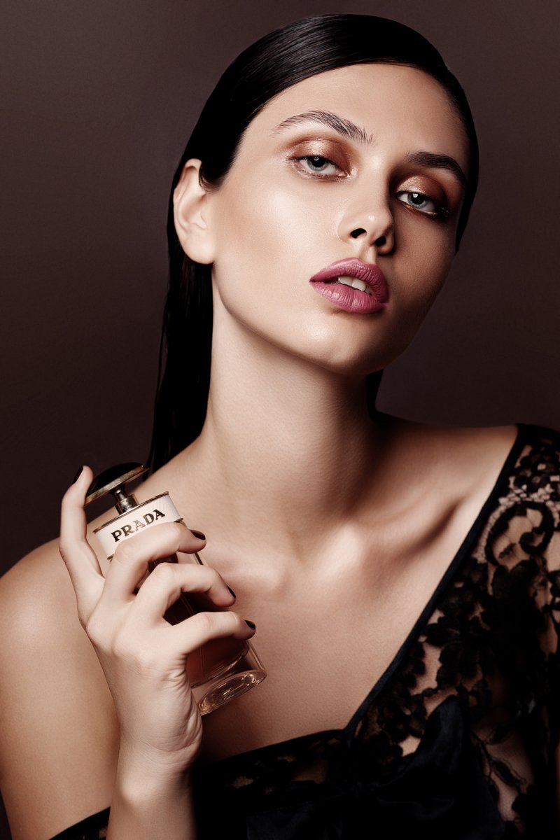 ELLE beauty with Vika - Alessia Laudoni · photographer