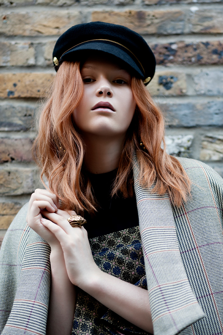 ELLE LONDON FEELING with Alexandra - Alessia Laudoni · photographer