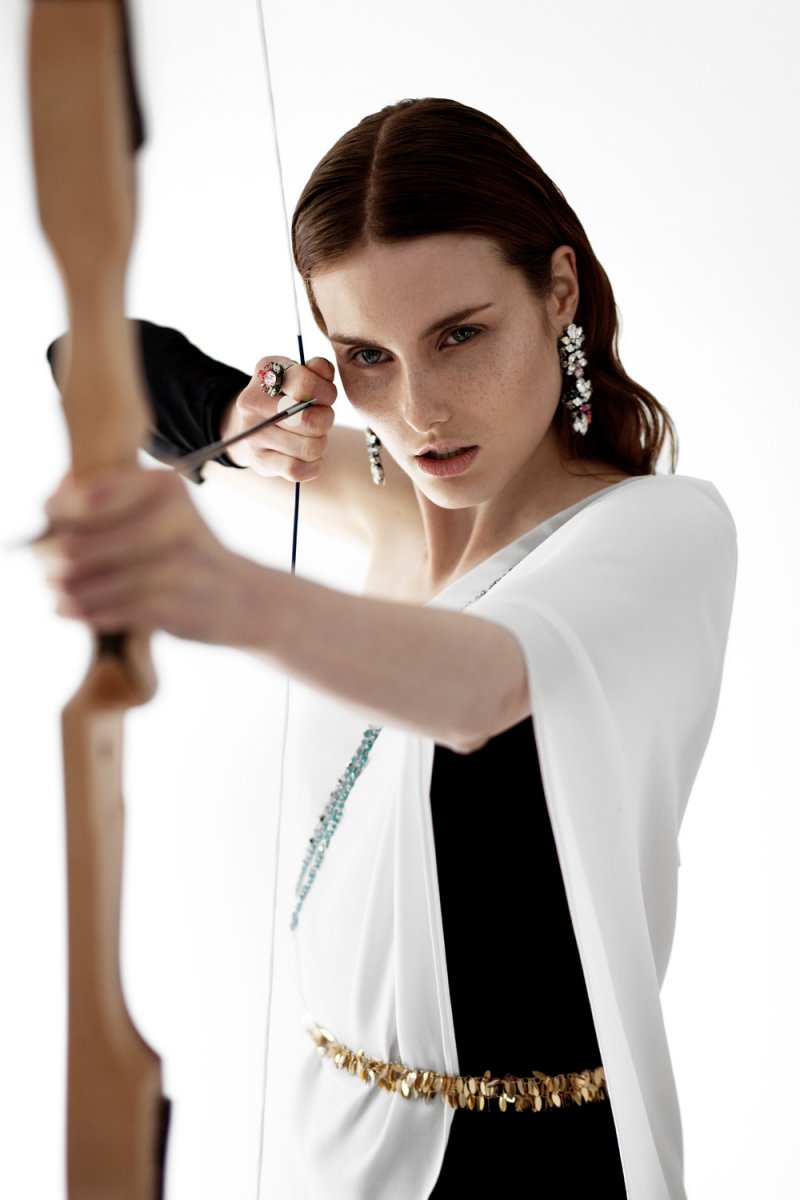 ELLE OLYMPIC GAMES with JJ - Alessia Laudoni · photographer