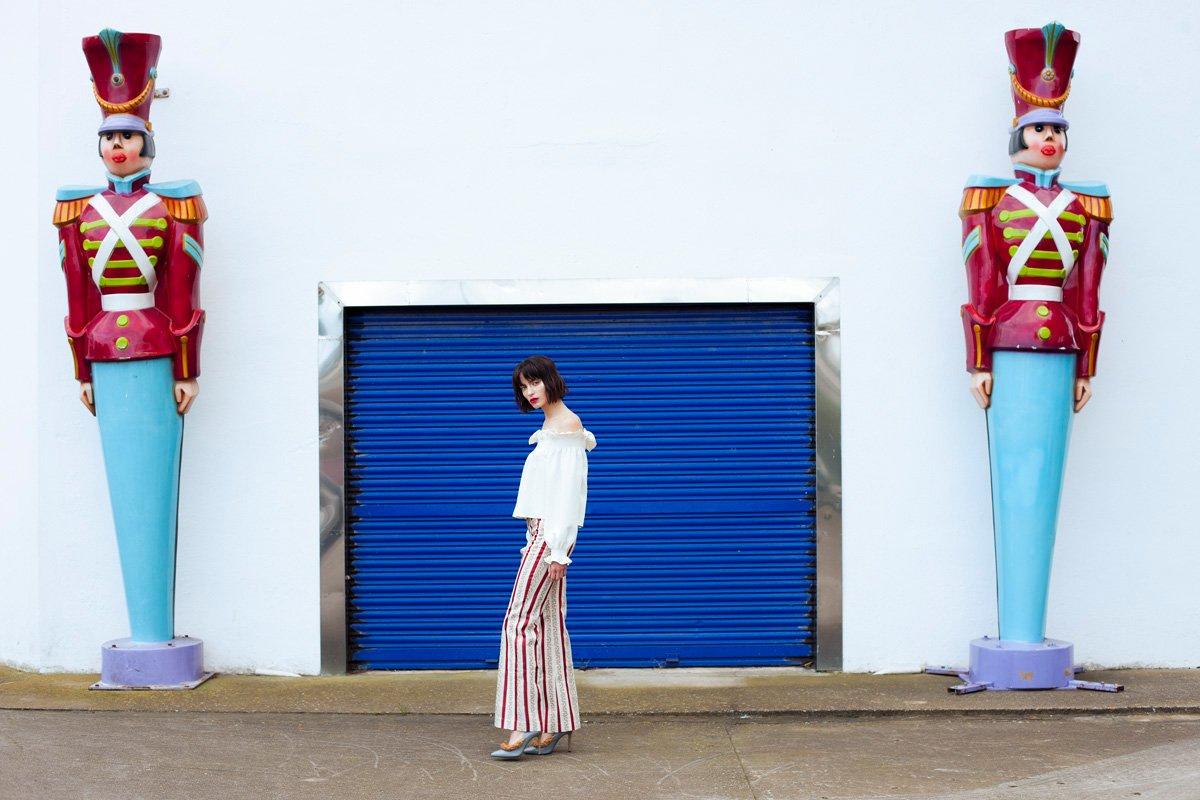 ELLE POLVERE DI STELLE with Mara - Alessia Laudoni · photographer