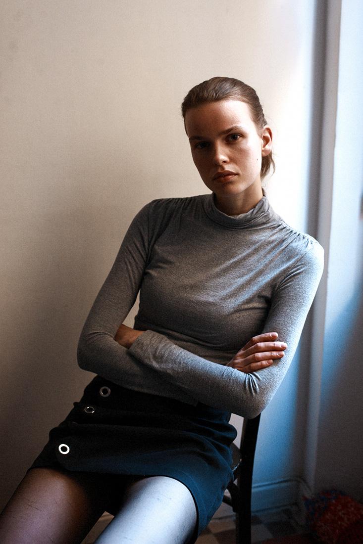 MODELS portraits - Alessia Laudoni · photographer