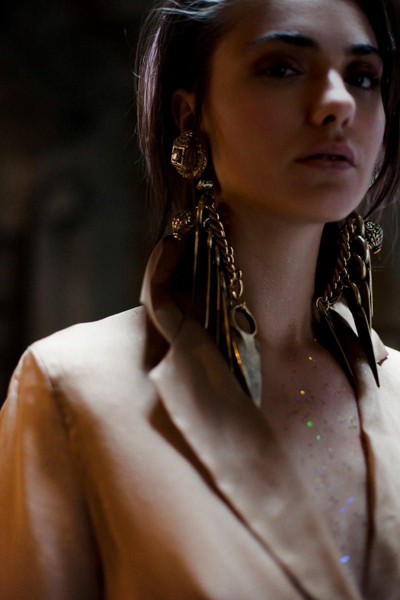 L'OFFICIEL with Cornelia - Alessia Laudoni · photographer