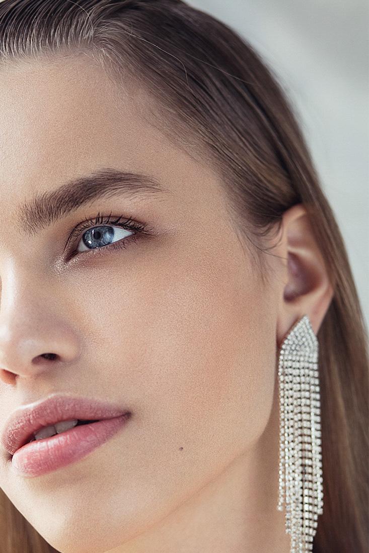 L'OFFICIEL model Kasia - Alessia Laudoni · photographer