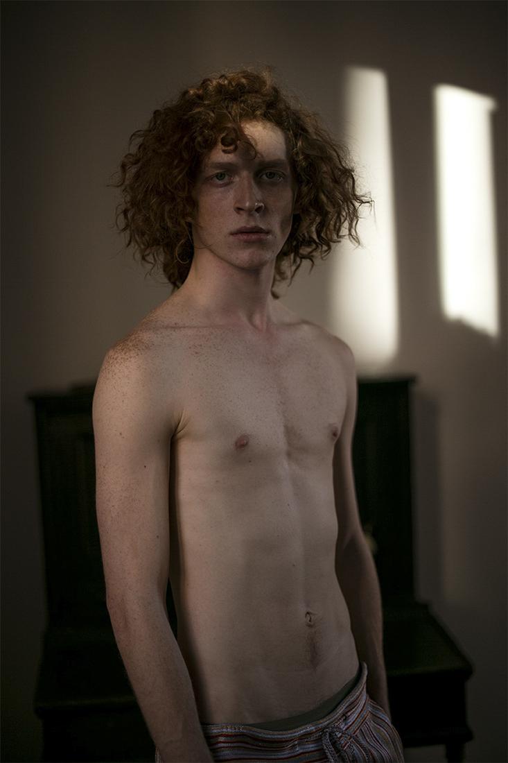 FUCKINGYOUNG starring Jacopo - Alessia Laudoni · photographer