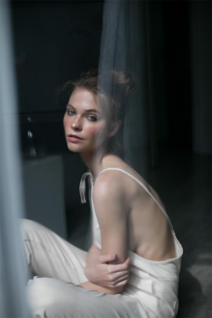 L'Amante starring Barbora - Alessia Laudoni · photographer