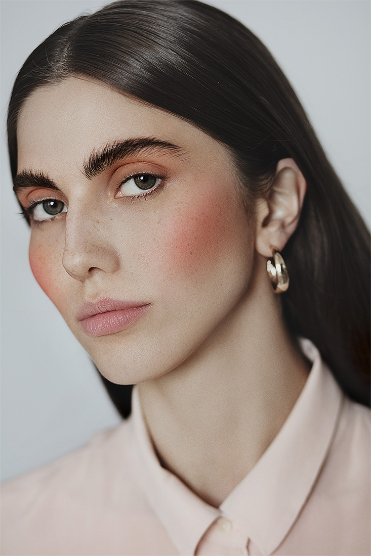 L'OFFICIEL starring Diana - Alessia Laudoni · photographer
