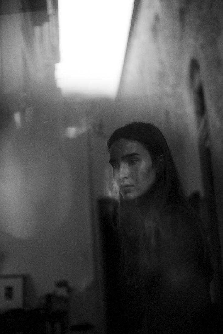 NOSTALGIA portrait - Alessia Laudoni · photographer